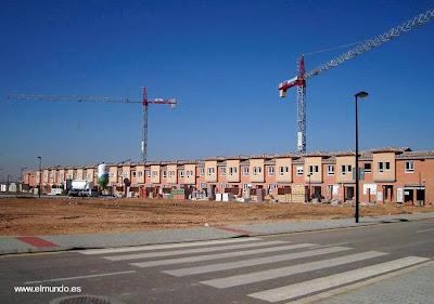 Plan de viviendas económicas en ejecución
