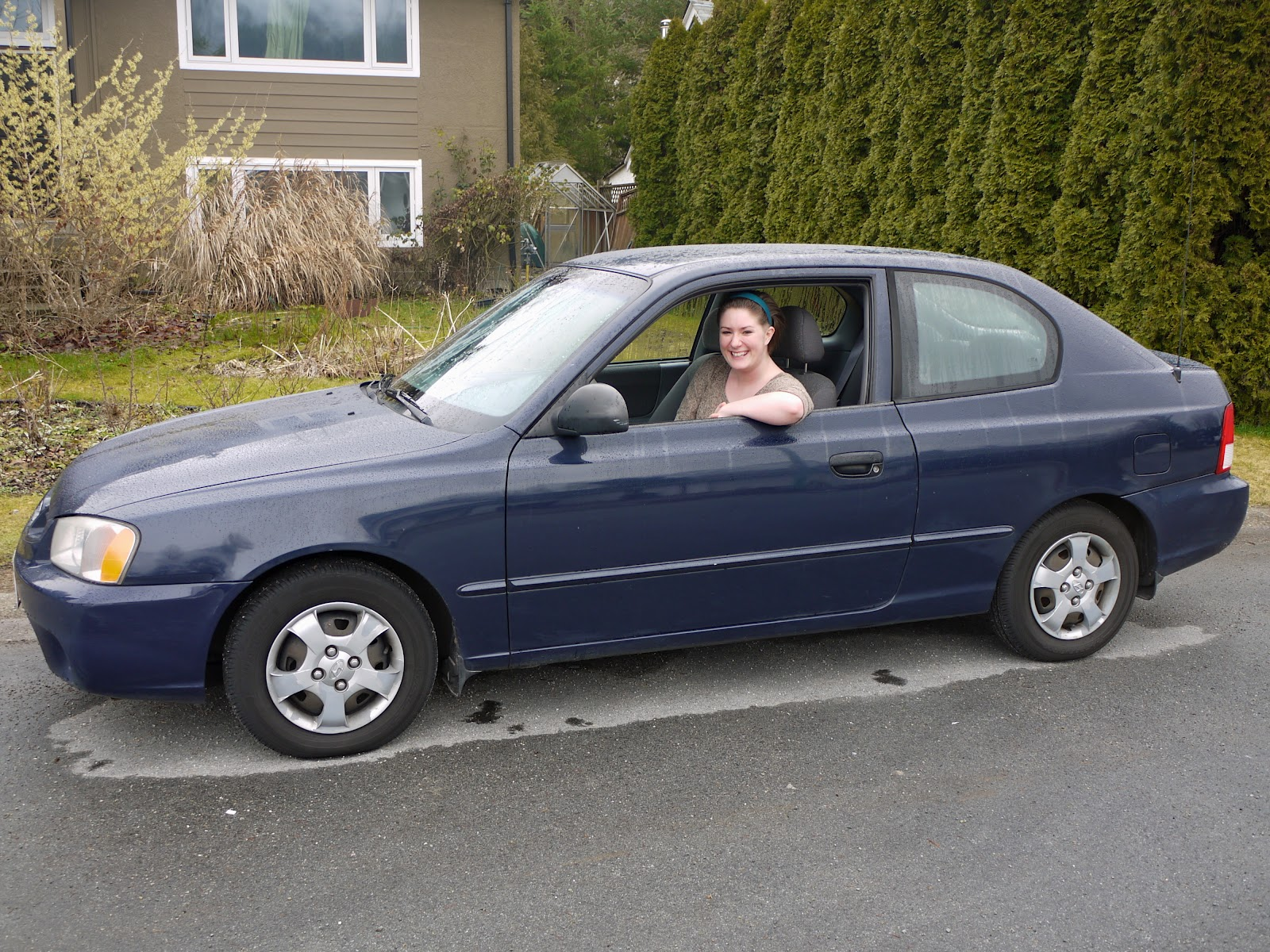 Come What May: First Car