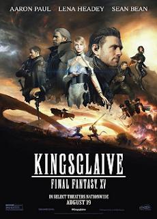 Download Filme Kingsglaive: Final Fantasy XV Torrent