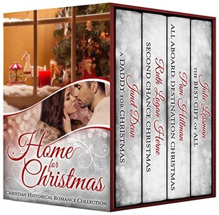 Heidi Reads... Home for Christmas: Historical Christian Romance Collection by Janet Dean, Ruth Logan Herne, Pam Hillman, Julie Lessman