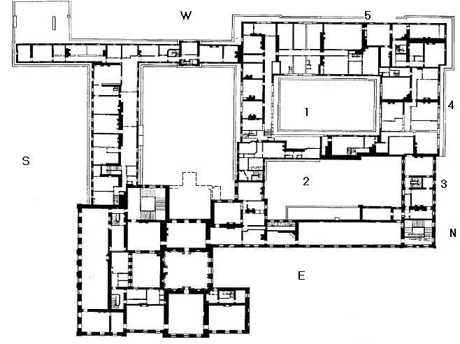 Below Kensington Palace Floor Plan Guide