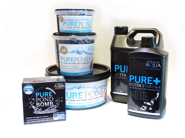 Pure Pond Range, FishFishFish
