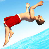 لعبة Flip Diving