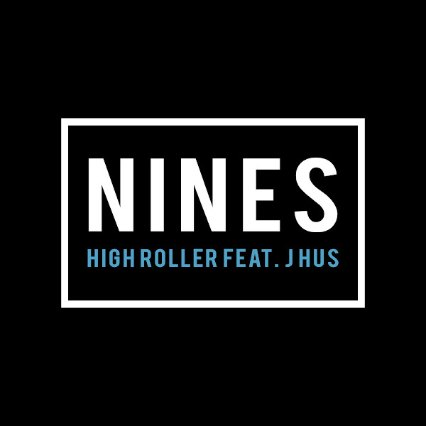 Nines - High Roller (feat. J Hus) - Single Cover