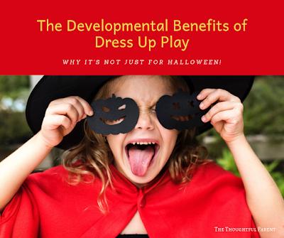 children playing dress up