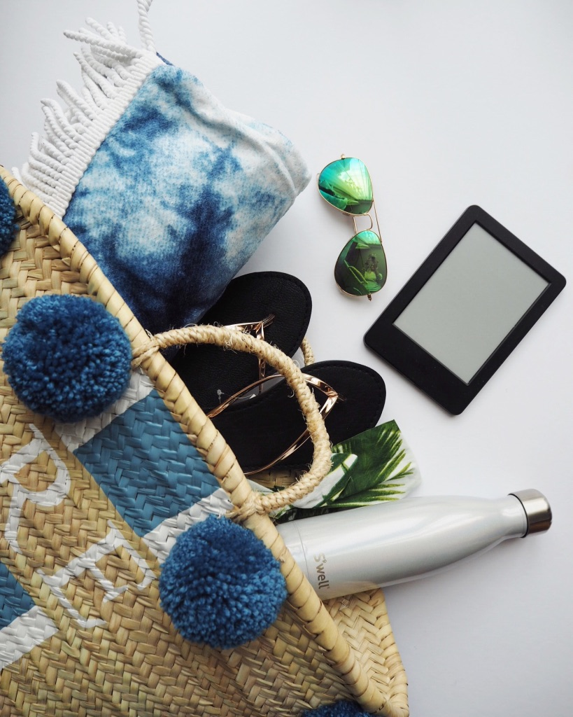The IT Bag of the Summer; ft Shop Guided Tor Personalised Straw Palm Pom Pom Bag