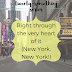 The Twenty-Something Series: Right through the very heart of it, New York, New York!