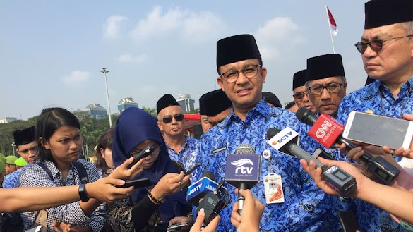 Anies Tanggapi LBH Jakarta: Buktikan Kalau Ada Penggusuran
