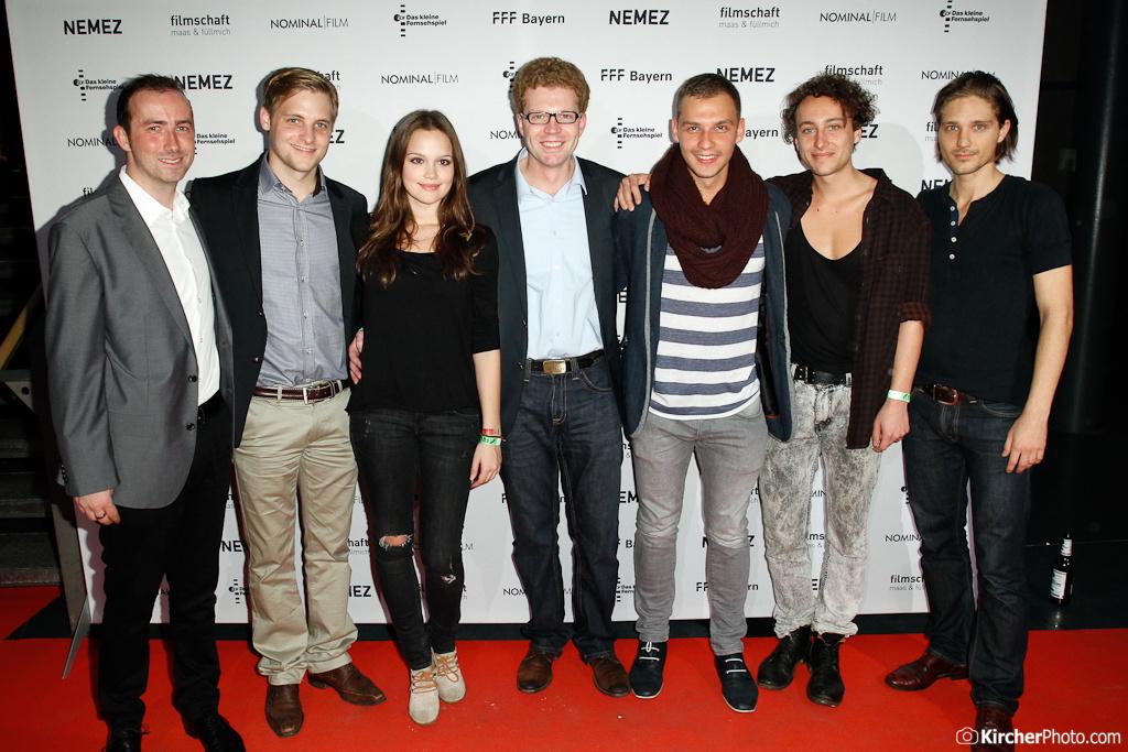 Filmpremiere In Berlin