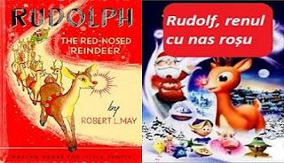 Rudolf, renul cu nas roșu al lui Moș Crăciun