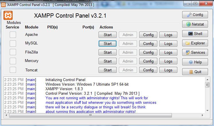 HodentekHelp: On Installing Apache on Windows 7 64bit