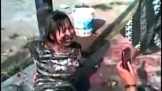 Nữ sinh bị tra tấn, đổ bùn đất vào miệng gây bức xúc
