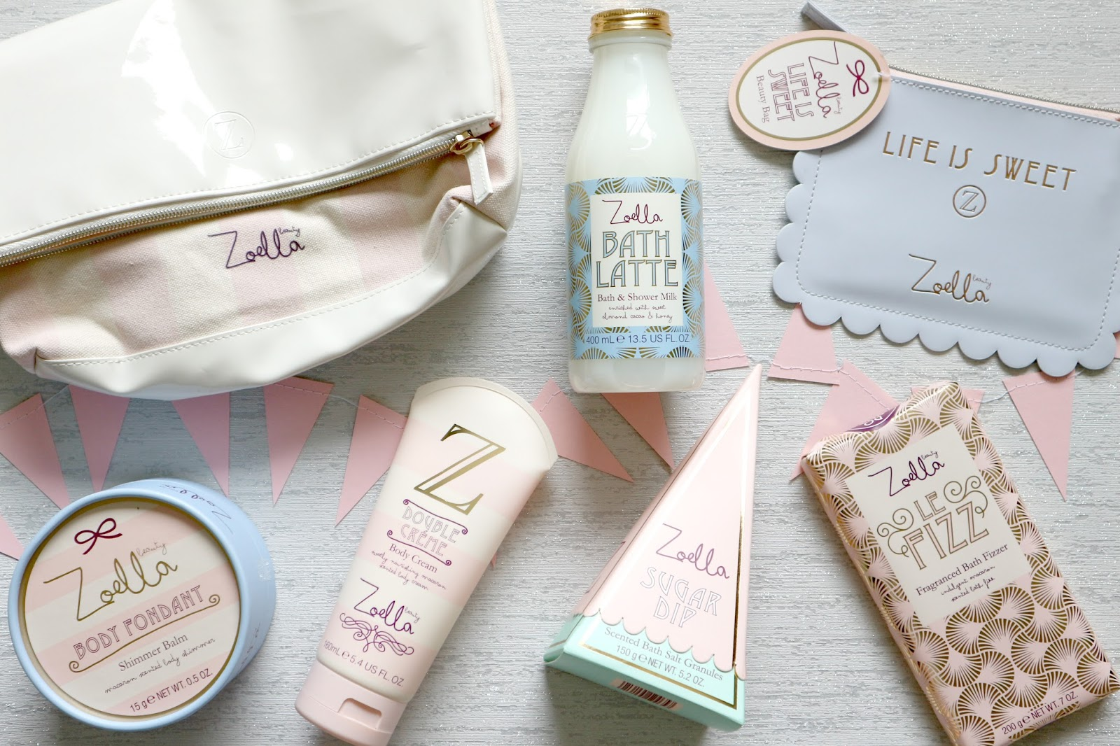 Zoella Sweet Inspirations Review