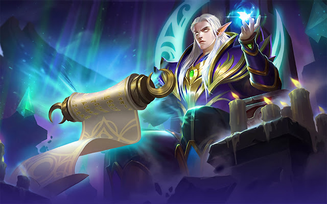 gambar mobile legends estes
