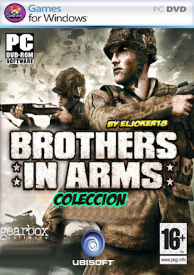 Brothers in Arms Earned in Blood [PC] (2005) [Español] [DVD5] [Varios Hosts]