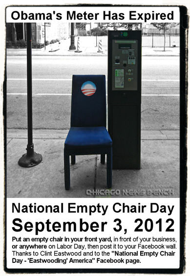 National Empty Chair Day