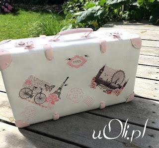 Mała walizka