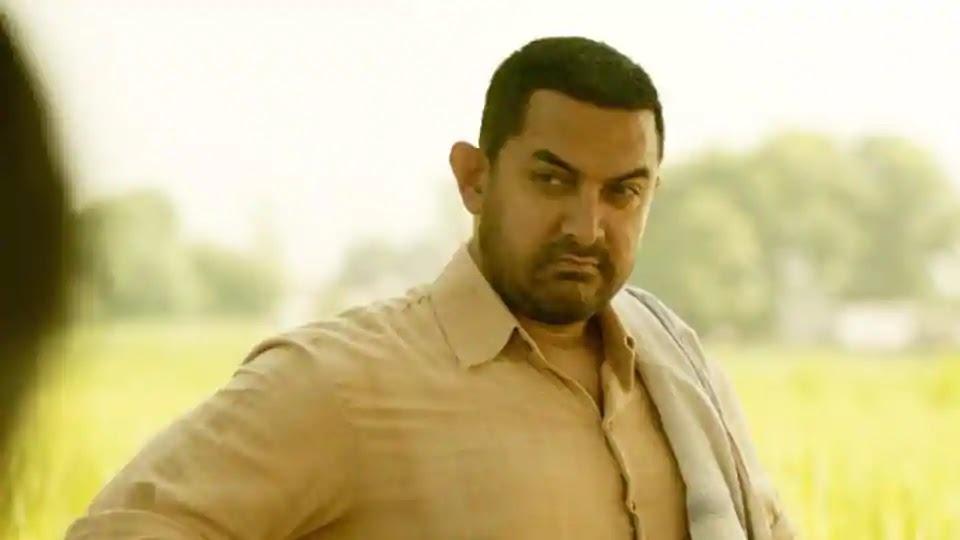 Aamir Khan Dangal