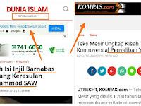 """Injil """"Asli"""" Ditemukan, Sebut Nama Muhammad SAW & Tolak Penyaliban Isa"""