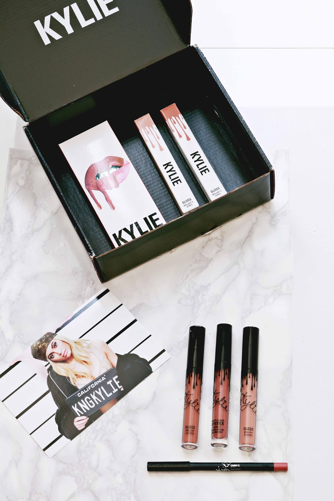 Kylie Jenner Lip Kits & Glosses Review