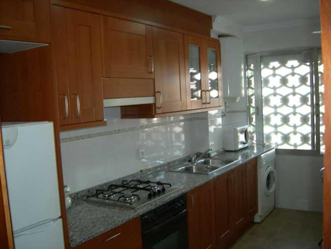apartamento en venta calle pobla tornesa benicasim cocina