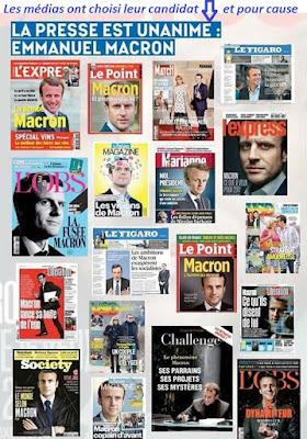 Présidentielle 2017. L'Arabie saoudite finance la campagne électorale d'Emmanuel Macron dans Politique macron-et-la-presse