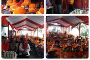 Sosialisasi Pelatihan dan Pelantikan SATGAS Pencegahan Kebakaran untuk RW.04, 07, 08 dan 09 Kelurahan Kalianyar