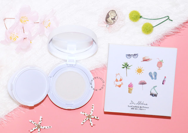 dr althea korea cushion
