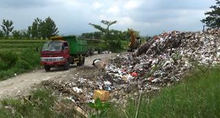 TPA Sampah Di Magetan Overloud