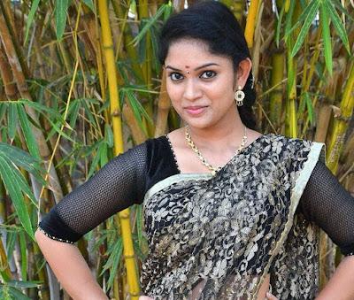 Sri Priyanka Hot Saree Pics