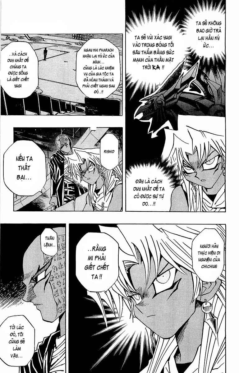 YUGI-OH! chap 201 - thách thức cuối cùng trang 12