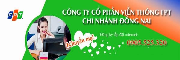 Đăng Ký Internet FPT Phường Tân Phong