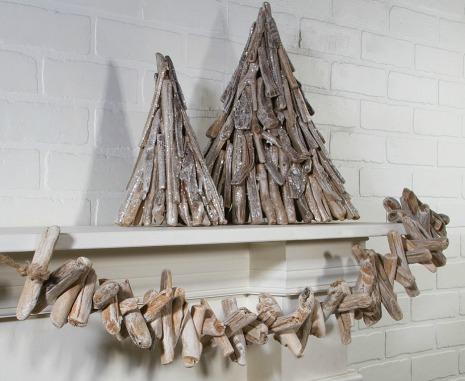 Christmas Driftwood Garland