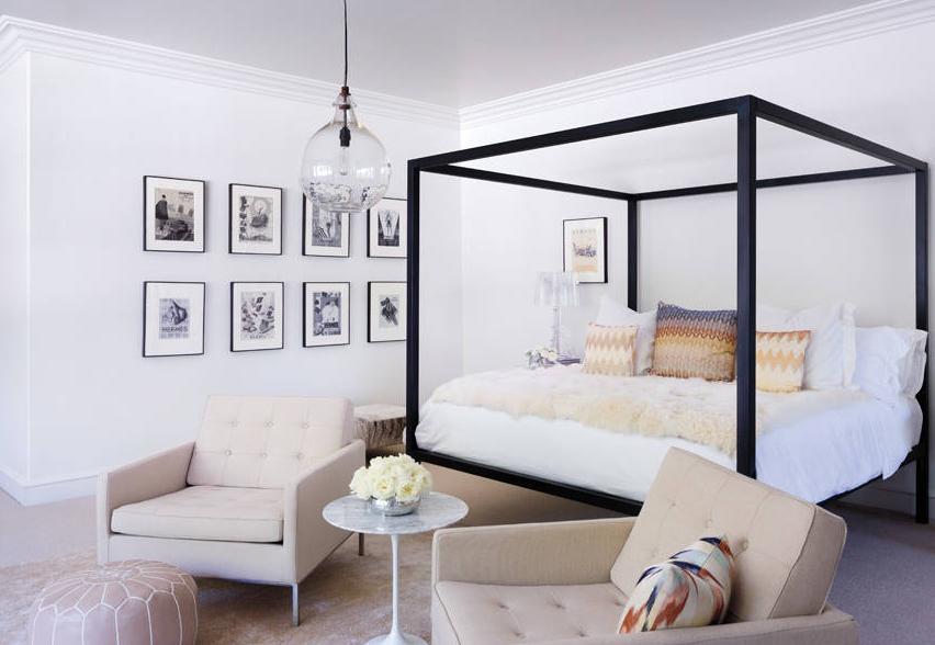copy cat chic room redo fashion forward bedroom