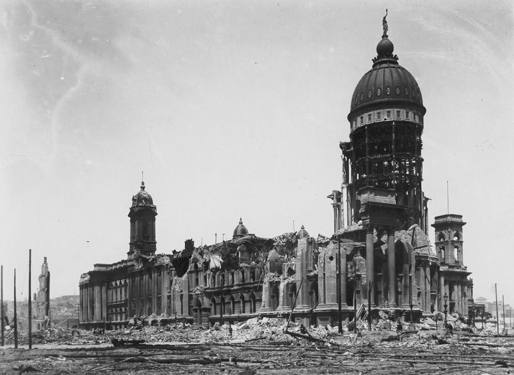 Сильнейшее землетрясение в Сан-Франциско: как это было? - Diasporanews | 729x1000