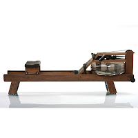WaterRower Classic with HI-RISE, image