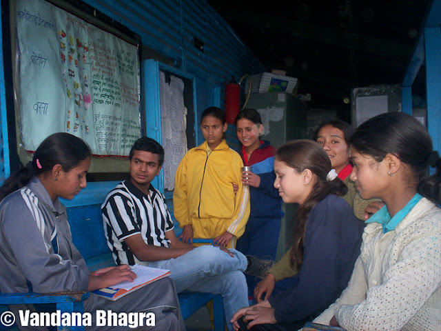 "Shishu Panchayat – Children's participation for community building : Vandana Bhagra, ShimlaPhotos by the InstituteWhen we talk about the role of media we associate it as being the watchdog of the democracy, similarly this new concept of Shishu Panchayat is seen as a model that will keep a check on the working of the local governance. Started as a model concept in 2000 in the North-East, Gandhi Smriti and Darshan Samiti (GSDS) an autonomous body under the Ministry of Tourism and Culture, Government of India, initiated a programme to promote children's participation in tackling social concerns and taking well-informed decisions. Shishu Panchayats formed at the school level has a president, vice president, secretary, media secretary, cultural secretary and treasurer with each performing specific functions.It was in 2003, that this idea was adopted in Himachal by the MS Panwar Institute of Communication and Management, Solan, and in 2008 it was introduced in two schools, Government Senior Secondary School, Oonchhat in Solan district and Central Tibetan School, Dolangi, in Sirmaur District as a pilot project. Seventy children each were enrolled under this programme who were then given formal training. Dr Brijender Singh Panwar, Director, MSPICM says ""through training programmes, media communication tools such as wallpapers, comic strips, pictures and radio, children were encouraged to propagate the evils of the society such as smoking and drinking. Special training is given to these children on issues such as environment, female feoticide, agriculture, literacy as well as local concerns as this helps them in making informed choices and decisions in further promoting their cause"". He added, ""We are also in the process of taking this concept to the institutions imparting Bachelor of Education and District Institte of Education and Training (DIET) in different districts of Himachal so that the perspective teachers may be trained as master trainers who could take this concept further in the schools of the states"".In theinitial stages of the programme children were made aware of the concept of panchayat and this form of governance through various orientation programmes and the Shishu Panchayat was conducted twice a month only. A grant of Rs 30-40 thousand is received from the GSDS, which is used for the training programmes, making panels, exhibition/promotional material as well as conducting quizzes, declamations and other programmes on Gandhian values. The broad aims of this panchayat is to promote active and responsible behavior from the citizens; inculcate and promote Gandhian values; think critically and develop organizational skills; innovatively and creatively help in improving the present society; learn and educate about children's rights and issues; as well as acquire leadership skills and take part in decision-making processes.As Mahatma Gandhi said, ""Persistent questioning and healthy inquisitiveness are the first requisite for acquiring learning of any kind."" Hence, the main focus of these Shishu Panchayat's is tohelp understand the reach of media and its various tools of communication. By acquiring effective communication skills children can develop their thinking by further indulging in dialogues and deliberations to become an active part of the society. Media studies are now being introduced in 11th and 12th class curriculum and according to Dr Panwar, Shishu Panchayats should act as a community check on the rural society where as Media Literacy Clubs should keep a check in the urban areas. Dr Panwar adds ""this form of governance, Shishu Panchayat, runs parallel to the rural panchayat, while keeping a social check on its role as well as functioning. And since these children are from the villages itself, understanding and comprehension is quite easy. It also inculcates a feeling of leadership and empowerment among the youth, who experience a sense of belonging by the contributions they are making towards the society"".Regular meeting are also organized by these Shishu Panchayats to review the workings of the previousyear wherein success stories and future initiatives are discussed, which are taking place not only within the state but in other states as well ""This concept is further being introduced in schools of Kinnaur, Kalpa, Rekong Peo, Kaza, Tabo, Khibber and other parts of Lahaul & Spiti. In this regard a report was also submitted to the National Council of Rural Institutes (NCRI), Hyderabad who are helping in establishing these Shishu Panchayat's in other parts of the state as well. A grant of Rs 50,000 was sanctioned for Rekong Peo, while another Rs 50,000 is due for initiatives being taken in Sangla and Keylong"", Dr Panwar said. ""Despite the fact that the grant received is quite nominal we ensure that this programme keeps running and training is an ongoing process. Another main problems faced is that transportation of material is quite expensive to remote places and rest whatever little is left is used for lodging and boarding of the members. At times teachers too are uncooperative as this means they too have tospend some time for learning new thing and teaching new models. Since ours is a new initiative we have yet to approach the Himachal governmentfor any kind of financial support"".But despite financial strains the MSPICM in association with the NCRI conducted a three-day media workshop at the Government Degree College, Reckong Peo in October, 2010, which was attended by 110 students from 12 schools of that region during which they were explained about the concept of the Shishu Panchayat and its role in community development. In December 2010, the Shishu Panchayat of Central Tibetan School, Dolanji collected money to start a small dispensary where first aid kit was made available for minor treatment and a health camp was also organized in March 2011.A perfect example of interpersonal development is when the members of Dolanji Shishu Panchayat spoke with Shishu Panchayat members of Jammu & Kashmir, Assam, Delhi and Karnataka through teleconferencing on issues of peace and environment in February 2011 under 'Projet Gitanjali', Solan, where each group discussed problems being faced in their own states while giving suggestions on how to improve the situations. Such initiatives not only help in boosting the confidence of children who are gearing up to meet the challenges of the society but help in overall development of the society as a whole."