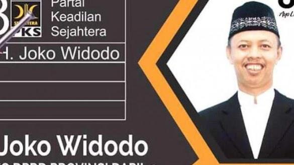 PKS Calonkan Joko Widodo