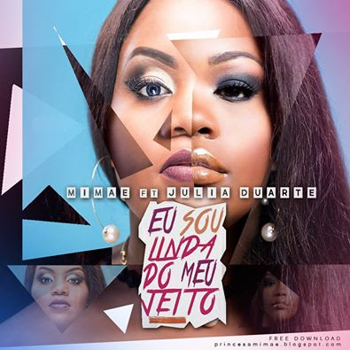 Mimae Feat. Julia Duarte - Linda do Meu Jeito(Prod. Angel) [Kizomba] | Download