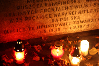 All Saints' Day in Poland