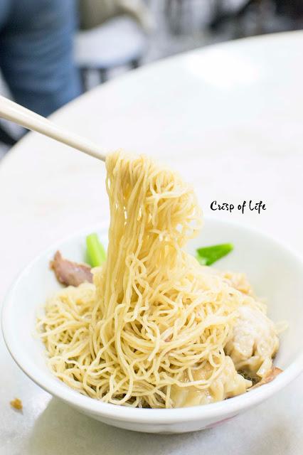 Hong Kee 鸿记 Wan Thun Mee Campbell Street Penang