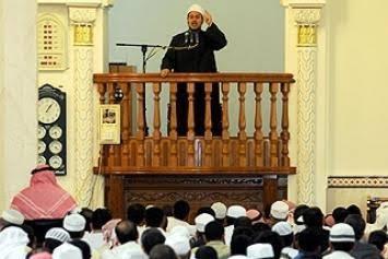 Khutbah Jum'at PEDULI dengan Sesama Muslim