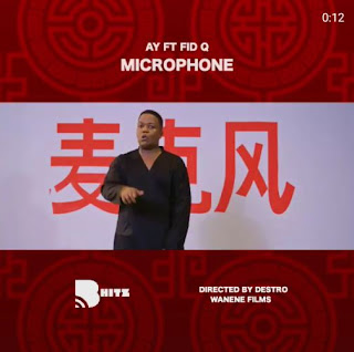 AY Ft. Fid Q - Microphone