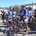 Registrenses no Desafio Morretes de Ciclismo de Estrada