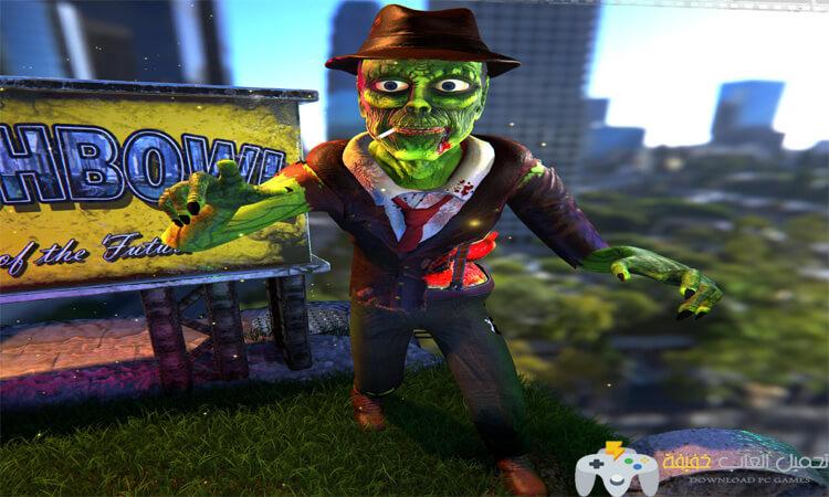 تحميل لعبة Stubbs The Zombie برابط مباشر