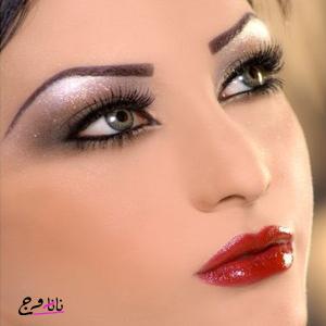 طريقة عمل مكياج عيون لبنانى , أحلى مكياج عيون لبنانى ناعم