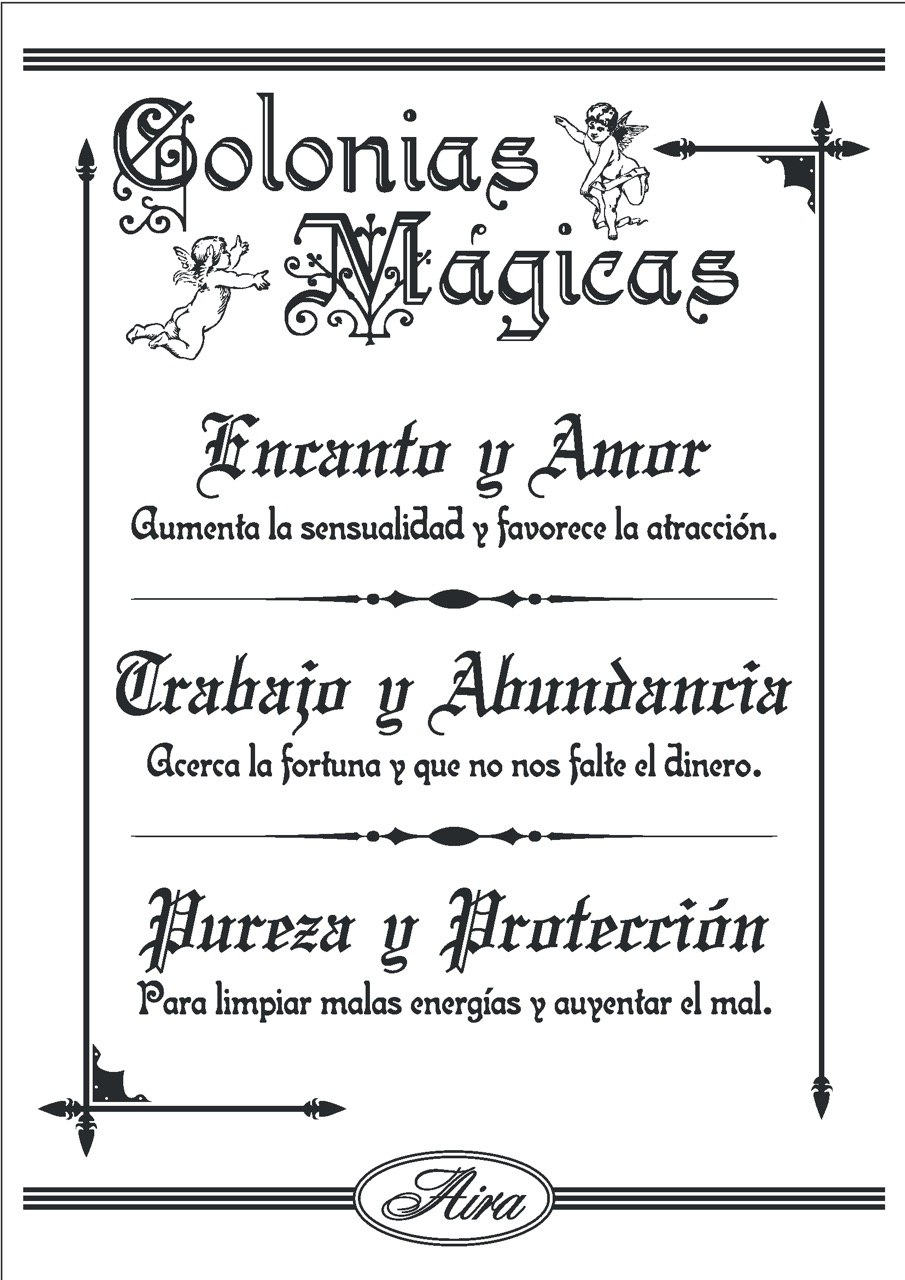 Colonias Mágicas Aira