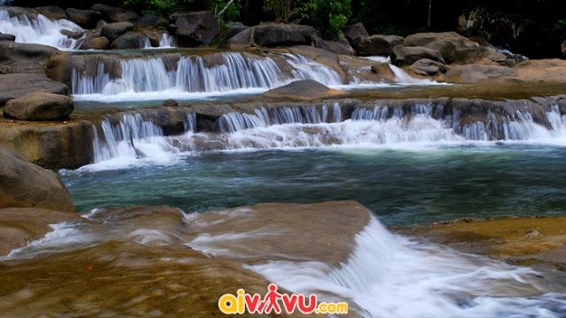 Muốn leo núi ở Nha Trang hãy tới Thác YangBay