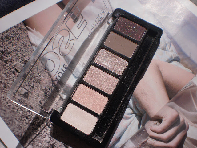 Catrice Rose Eyeshadow Palette Review 010