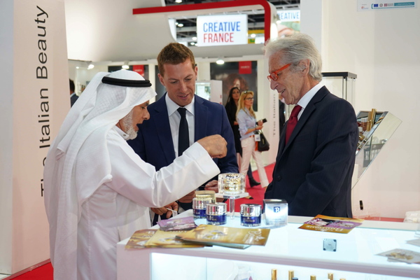 Beautyworld Middle East to hold largest ever edition from 15-17 April 2019 in Dubai
